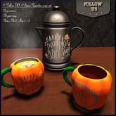Super Autumn Sales !! Follow US !! Spice pumpkins soup set