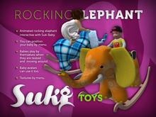 SUKI. Rocking Elephant 2.0