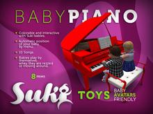 SUKi. Baby Piano 2.0