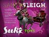 SUKi. Santa Sleigh 2.0