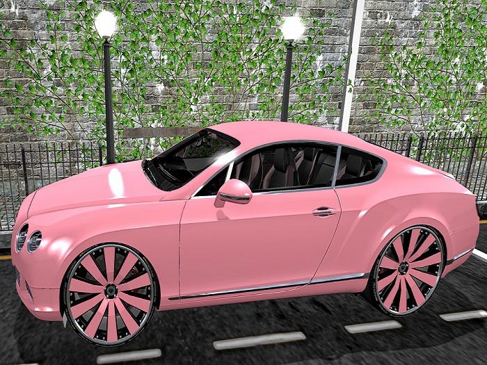 continental GT  Custom Pretty edition