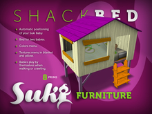 SUKi. Shack Bed 2.0
