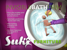 SUKi. Invisible Bath Prim