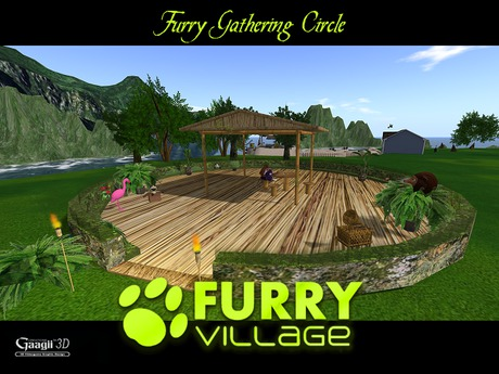 Gaagii - Furry Gathering Circle ( Furry Village )