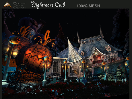 [Dolphin Design] nightmare Club