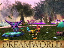 DREAMWORLD 1024 m² 312 prims GREAT FOREST LAND