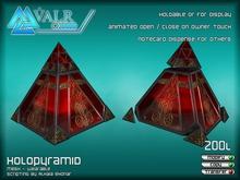 [VALR] Holopyramid
