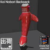 Butanik83 - Koi Nobori Backpack