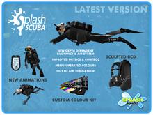 Unterwasseratemgerät - Pro Scuba