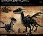 Avalon Dragon Avatar  - Blackmoor Dragon