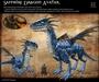Avalon Dragon Avatar  - Sapphire Dragon
