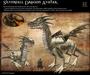 Avalon Dragon Avatar - Silverfall Dragon