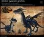 Avalon Dragon Avatar  - Indigo Dragon