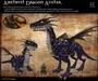 Avalon Dragon Avatar  - Amethyst Dragon