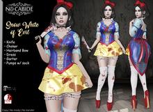 No Cabide :: Snow White of Evil (Maitreya - Slink)