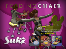 SUKi Baby Feeding Chair