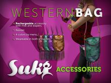 SUKI. Western Bag