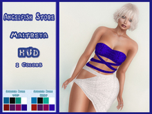 AngelFish Alice Outfit Maitreya HUD   8 Colors