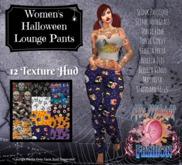 ::AMF:: Women's Halloween Lounge Pants