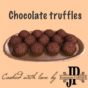 Chocolate truffles [G&S]