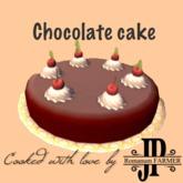 Chocolate cake [G&S]