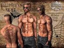TSB ::: Tattoo Halloween's Night