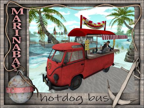 hotdog bus