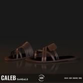 EQUAL - Caleb Sandals BROWN
