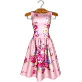 **Dolly Queen** Princess Dress B