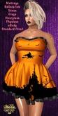 [>Ma'De<] ⭐️⭐️Halloween Dress V1