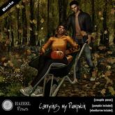 .::Hazeel::. Carrying my Pumpkin ~Couple Bento