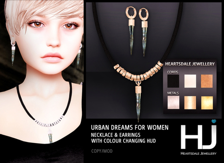 [HJ] Urban Dreams for Women