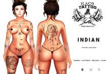 KAOS - INDIAN TATTOO