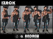 Maximum pleasure: STATIC AO ANDREW