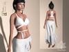 """@Dzambala - White Outfit """"Zen"""" - Maitreya"""