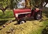 CJ Tractor - Farm Scene for Couple/Single with Props