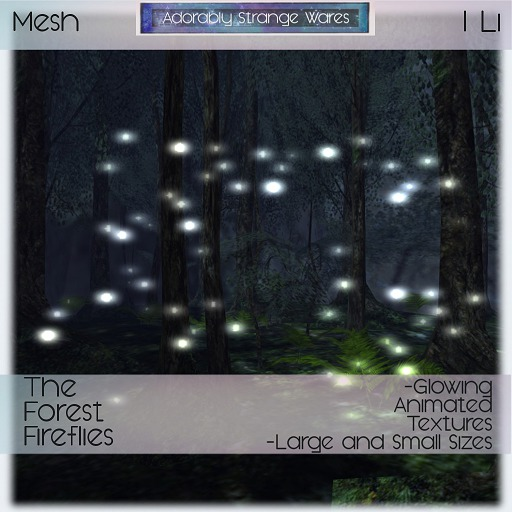 ~ASW~ The Forest Fireflies