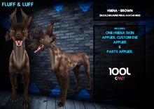 F&L - Hyena  - [M.O.R.] Hellhund Mod  - Brown