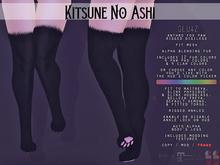 glutz . kitsune no ashi