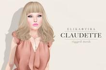 [e] Claudette - Blondes