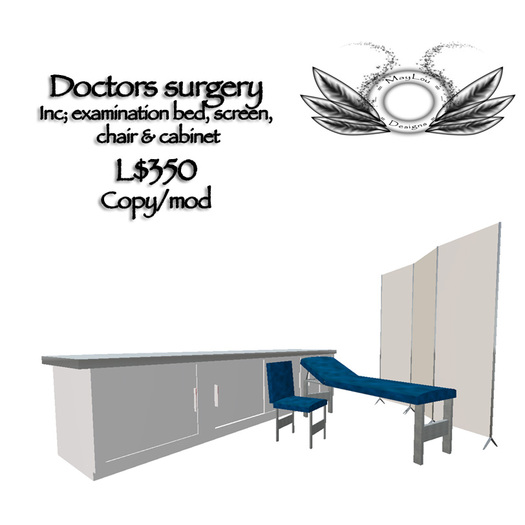 Doctors surgery in a box
