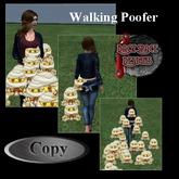 walking poofer mummy 2