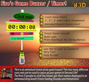 Game Buzzer (BOXED)