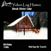 Denali Winter Cabin (Copy Version)