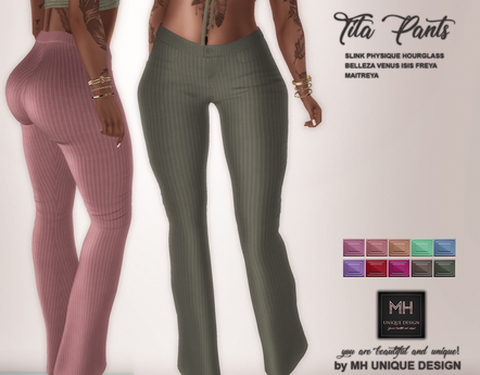 === GIFT===MH-Tita Pants Collection
