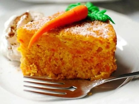 DFS Carrot Cake