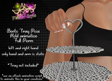 {Flair 'n' Style} Bento Tray Pose Hold animation Full Perm