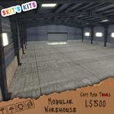Skit's Kit - Modular Warehouse Skybox