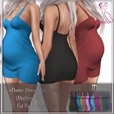 <Yanka> Dara Dress Maternity (Maitreya) Fat Pack