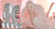 + DEMO Luxurious Fur Stole + {aii}